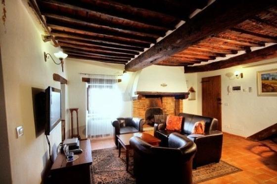 Appartement 6 (4 tot 6 pers.), een van onze vakantiehuizen in Toscane
