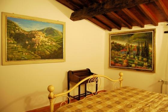 Appartement 7 (2 tot 3 pers.), een van onze vakantiehuizen in Toscane