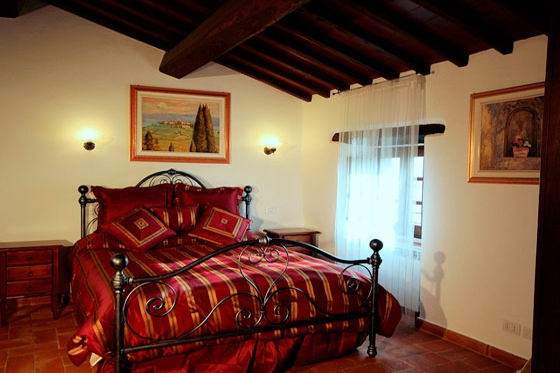 Appartement 8 (2 pers.), een van onze vakantiehuizen in Toscane