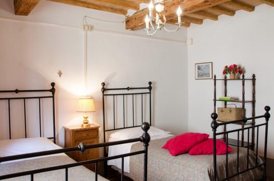 Appartement 1 (4 pers.), een van onze vakantiehuizen in Toscane