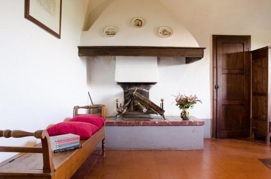 Appartement 5 (2 tot 4 pers.), een van onze vakantiehuizen in Toscane