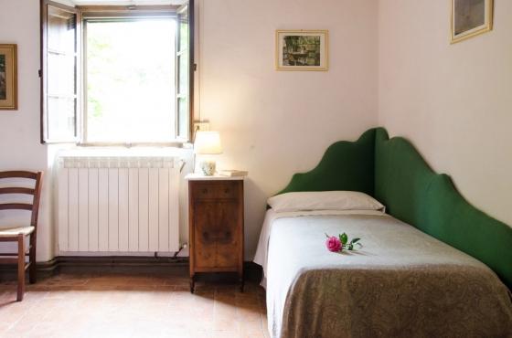Appartement 6 (5 pers.), een van onze vakantiehuizen in Toscane