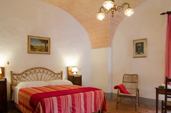 Appartement 4 (6 tot 7 pers.), een van onze vakantiehuizen in Toscane