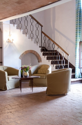 Appartement 11 (4 tot 6 pers.), een van onze vakantiehuizen in Toscane