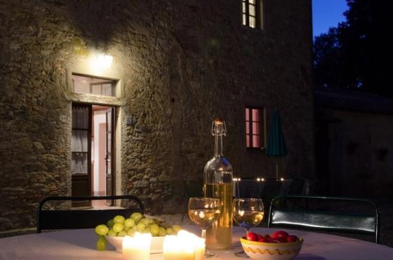 Appartement 11 (6 pers.), een van onze vakantiehuizen in Toscane