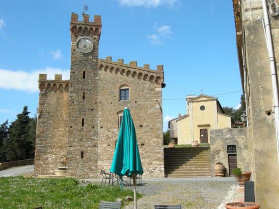 Appartement 3 (6 tot 7 pers.), een van onze vakantiehuizen in Toscane
