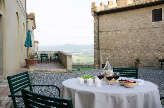 Appartement 12 (4 pers.), een van onze vakantiehuizen in Toscane