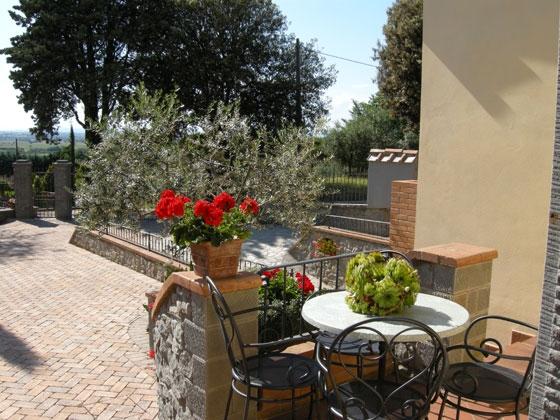 Casa Margherita (4-6 pers.), een van onze vakantiehuizen in Toscane