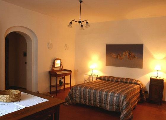 Il Focolare (5 pers.), een van onze vakantiehuizen in Toscane