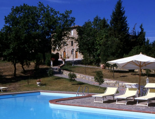 Lo Studio (2 tot 3 pers.), een van onze vakantiehuizen in Toscane