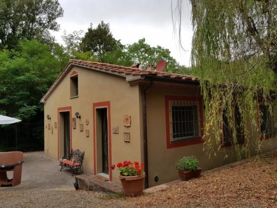 Vakantiehuis Elfo (4 tot 5 pers.), een van onze vakantiehuizen in Toscane