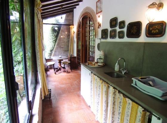 Appartement Fata (2 tot 3 pers.), een van onze vakantiehuizen in Toscane