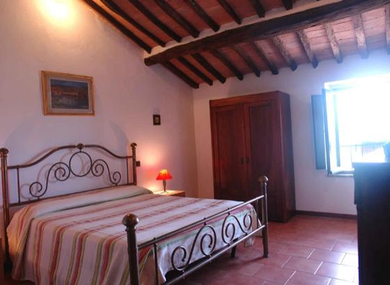 Iris (4+2 personen), een van onze vakantiehuizen in Toscane