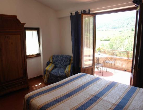 Huisje Pervinca (4 pers.), een van onze vakantiehuizen in Toscane