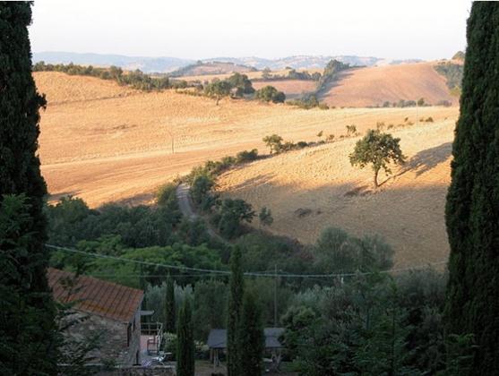 Appartement Il Cipresso (6 pers.), een van onze vakantiehuizen in Toscane