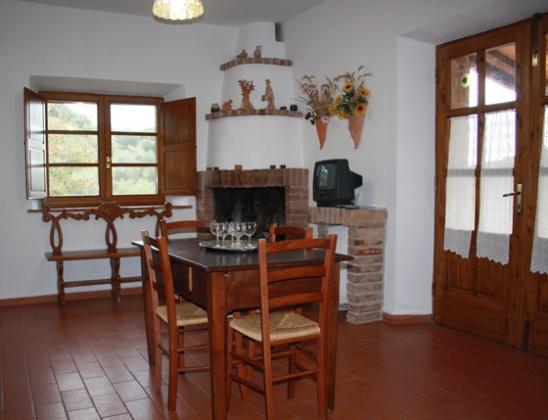 Appartement Olivo (6 pers.), een van onze vakantiehuizen in Toscane