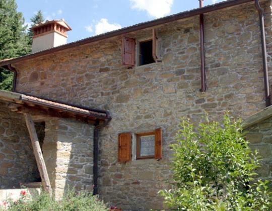 Colonica (6 pers.), een van onze vakantiehuizen in Toscane