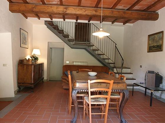 Fienile (4 pers.), een van onze vakantiehuizen in Toscane
