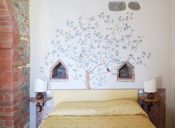 Rosmarino (2+2 pers.), een van onze vakantiehuizen in Toscane