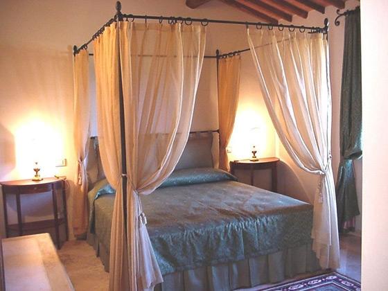 La Vite (4+2 pers.), een van onze vakantiehuizen in Toscane