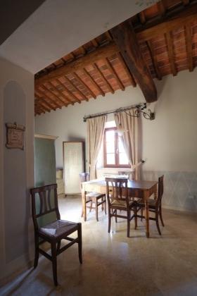 Quercia (2+2 pers.), een van onze vakantiehuizen in Toscane