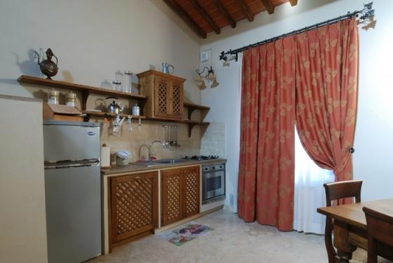 Olivo (4+2 pers.), een van onze vakantiehuizen in Toscane