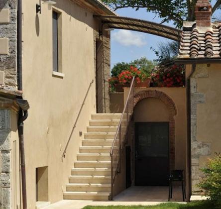 Podere (6 tot 8 pers.), een van onze vakantiehuizen in Toscane