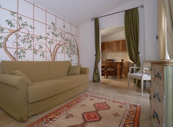 Il Cortile (4 tot 6 pers.), een van onze vakantiehuizen in Toscane