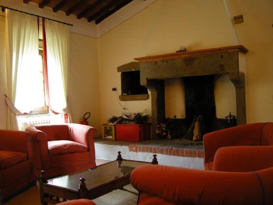 Vrijstaand huis (10 pers.), een van onze vakantiehuizen in Toscane