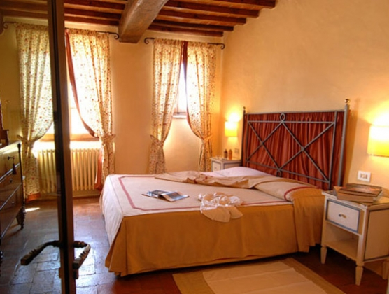 Appartement (2-3 pers.), een van onze vakantiehuizen in Toscane