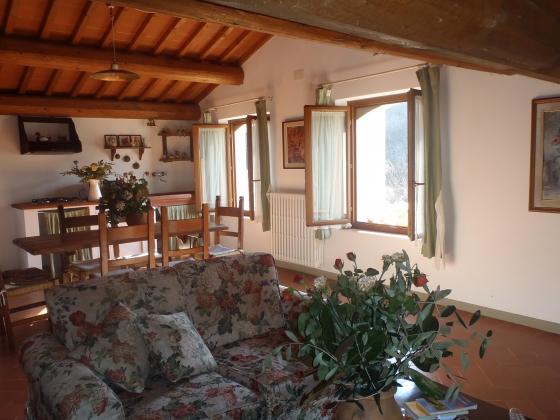 Alba (6 tot 8 pers.), een van onze vakantiehuizen in Toscane