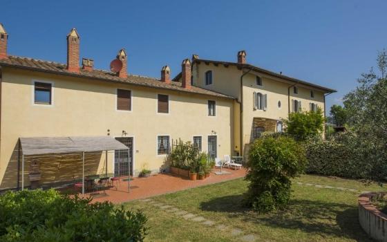 Crepuscolo (4 tot 6 pers.), een van onze vakantiehuizen in Toscane