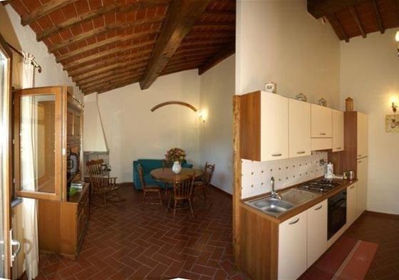 Oratario (2 pers.), een van onze vakantiehuizen in Toscane