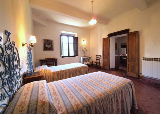 La Fattoria (4 tot 6 pers.), een van onze vakantiehuizen in Toscane