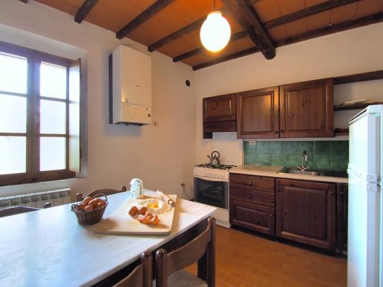 Speelhuis (4 pers.), een van onze vakantiehuizen in Toscane