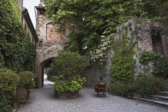 Torenappartement San Martino (2 pers.), een van onze vakantiehuizen in Toscane