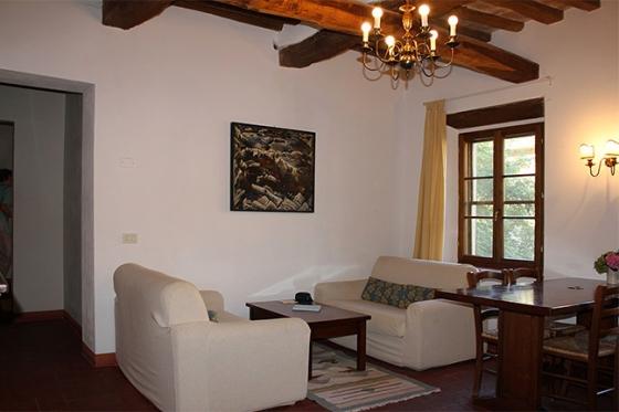 San Giovanni oost (4 pers.), een van onze vakantiehuizen in Toscane