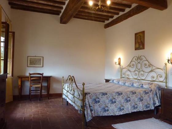 San Giovanni West (4 pers.), een van onze vakantiehuizen in Toscane