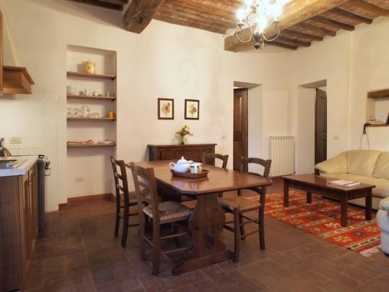Casa San Giovanni (16 pers.), een van onze vakantiehuizen in Toscane