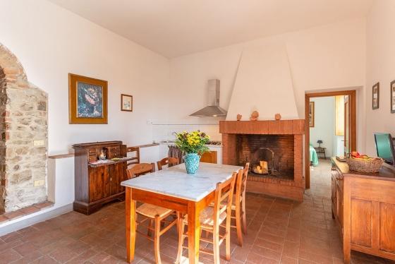 Appartementen , een van onze vakantiehuizen in Toscane