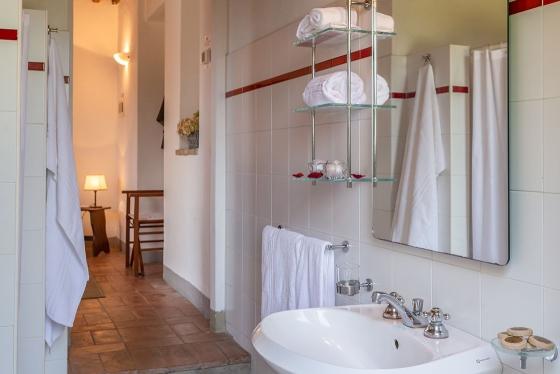 1 slaapkamer 2 personen, een van onze vakantiehuizen in Toscane