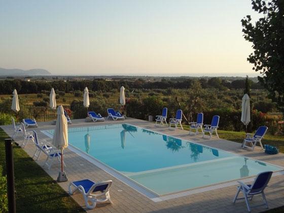 Appartement 2-A, een van onze vakantiehuizen in Toscane