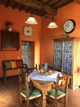 Agricola I-Casato, een van onze vakantiehuizen in Toscane