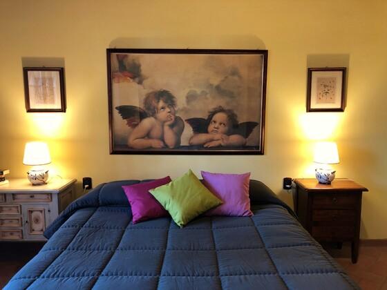 Agricola II-Fienile, een van onze vakantiehuizen in Toscane