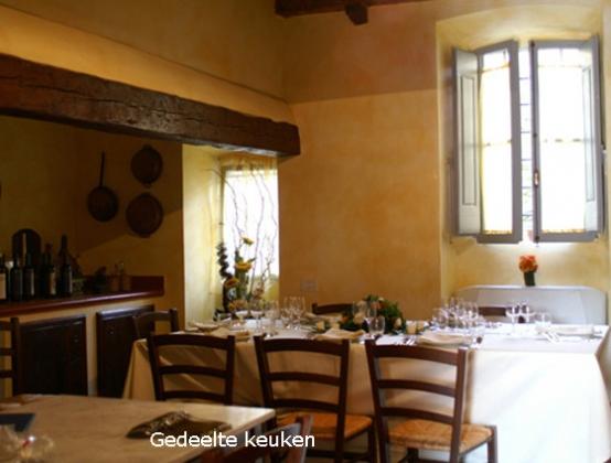 Begane grond: foto's, een van onze vakantiehuizen in Toscane