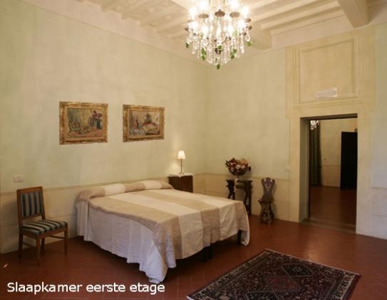 Eerste etage: foto's, een van onze vakantiehuizen in Toscane