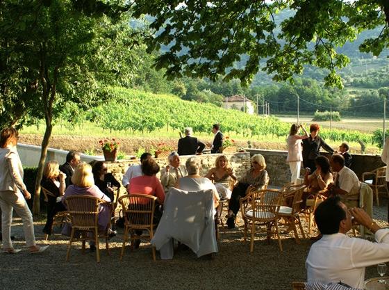 Trouwen bij La Fantastica, een van onze vakantiehuizen in Toscane
