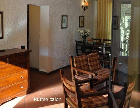 Appartement Mimosa (4 pers.), een van onze vakantiehuizen in Toscane
