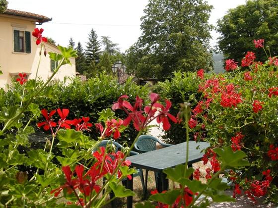 Appartment Magnolia (4+2 pers.), een van onze vakantiehuizen in Toscane