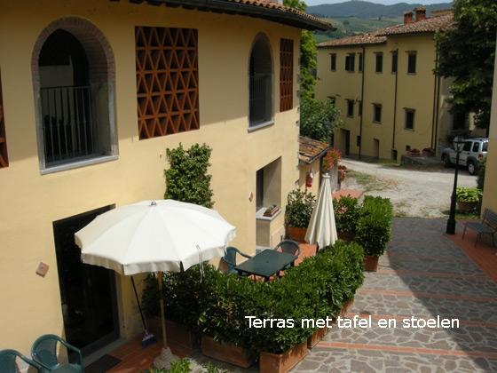 Appartement Timo (4+2 pers.), een van onze vakantiehuizen in Toscane